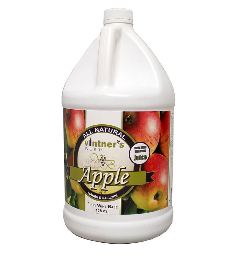 Vintners Best Vinter's Best Apple Fruit Wine Base (1 gallon)