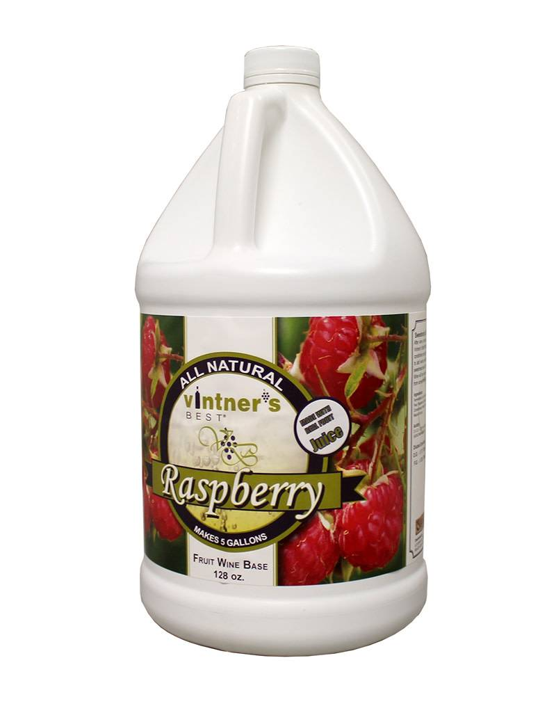 Vintners Best Vinter's Best Raspberry Fruit Wine Base (1 gallon)