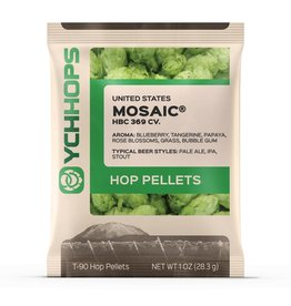 YCH Hops Mosaic Hop Pellets 1 OZ (US)