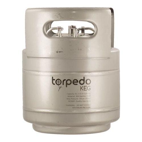 Torpedo Torpedo Ball Lock Keg (Slimline)
