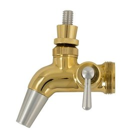 Intertap Intertap Forward Sealing Gold Plated Flow Control Faucet