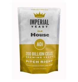 Imperial Yeast Imperial Organic Yeast (House)