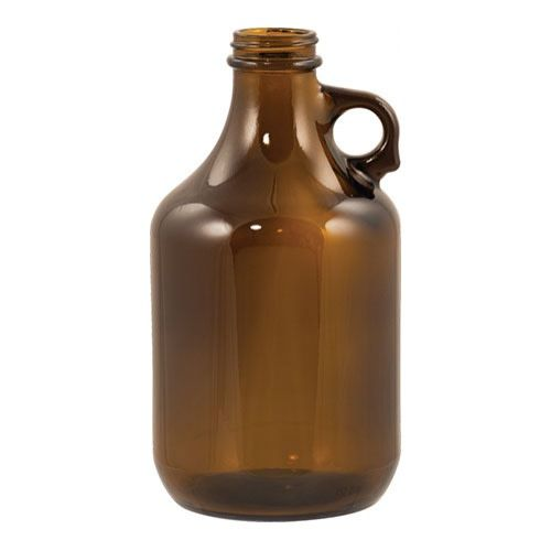 32 oz Amber Growler-Case(12)