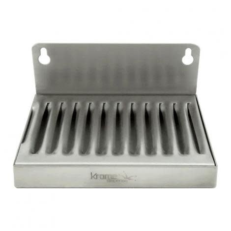 "Foxx Equipment Company Drip Tray, 6 X 4 (2""Back)"