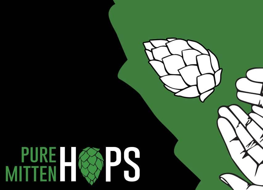 Pure Mitten Hops Brewers Gold Hop Pellets 1 OZ (Pure Mitten)