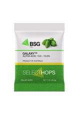 BSG Handcraft Galaxy Hop Pellets 1 OZ (AU)