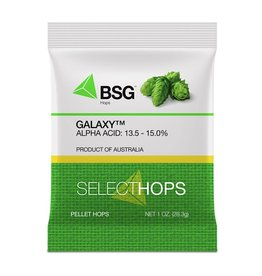 Galaxy Hop Pellets 1 OZ (AU)