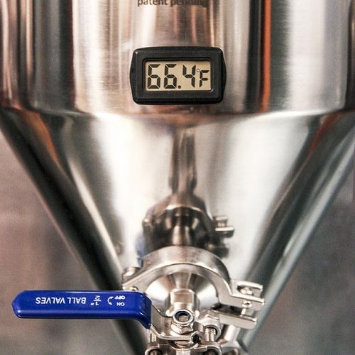 SS Brewing Technologies Thermometer | LCD for Fermentors