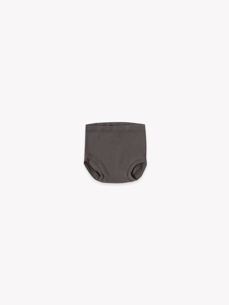 QUINCY MAE Organic Ribbed Jersey Bloomer