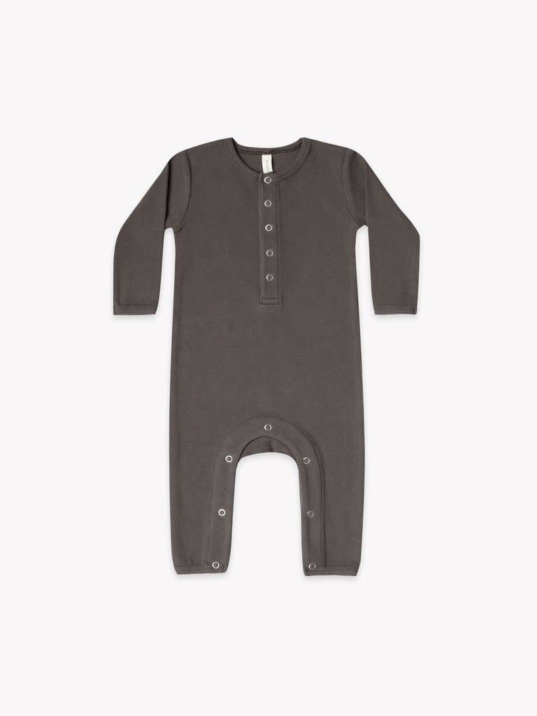QUINCY MAE Organic Ribbed Jumpsuit