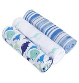 ADEN + ANAIS Jurassic 3-Pack Classic Swaddles