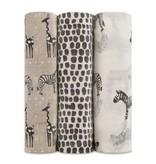 ADEN + ANAIS Sahara Motif 3-Pack Silky Soft Swaddles