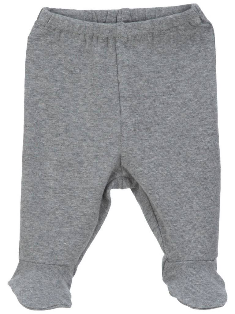 SERENDIPITY ORGANICS Footed Pants