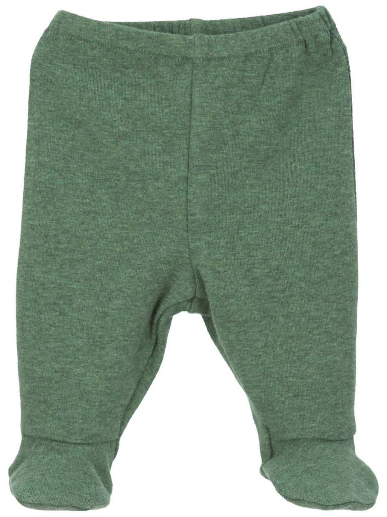 SERENDIPITY ORGANICS Footed Pants