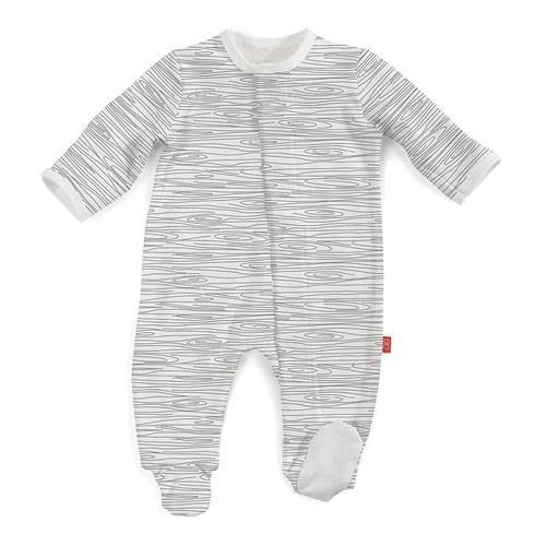 MAGNIFICENT BABY Organic Cotton Footie