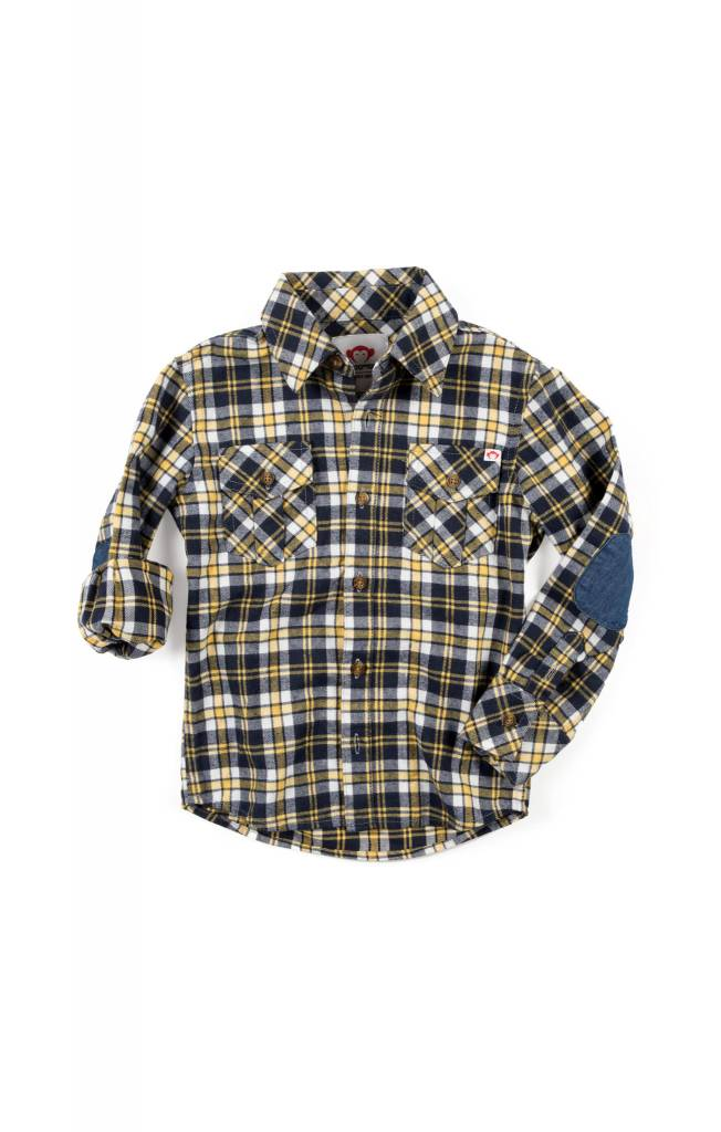 APPAMAN Flannel Shirt
