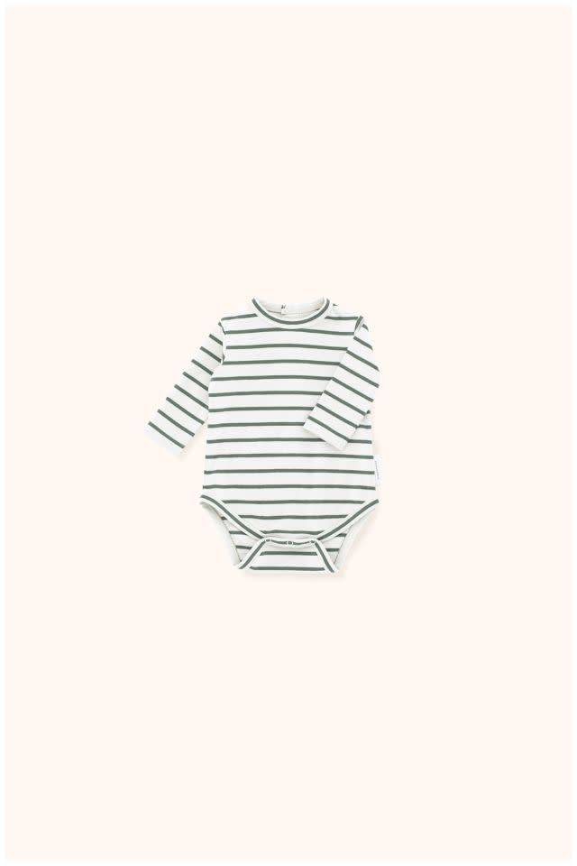 TINY COTTONS Small Stripes Longsleeve Body