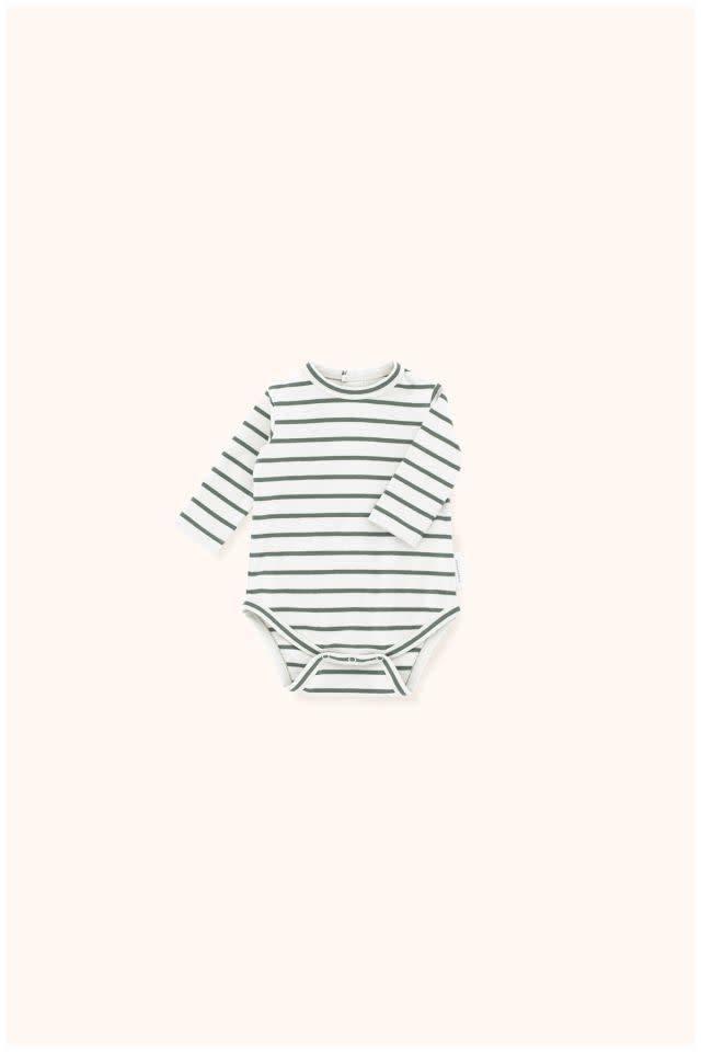 TINY COTTONS Small Stripes Longsleeve Body
