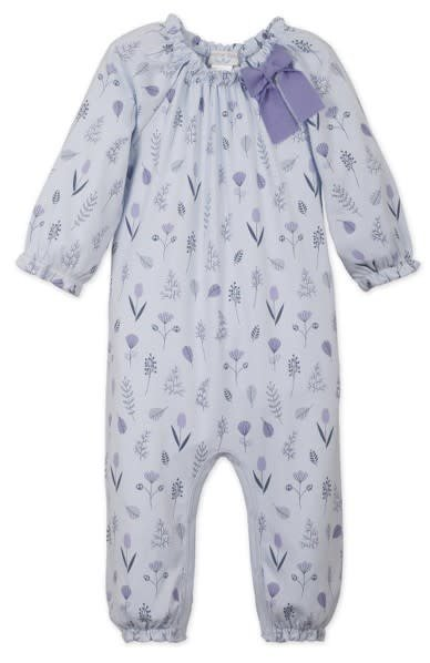 FEATHER BABY Bow Romper