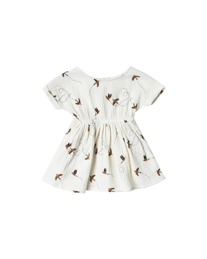 RYLEE AND CRU Sparrow Kat T-Shirt Dress