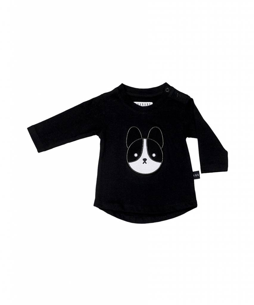 HUX BABY Frenchie Long Sleeve Top