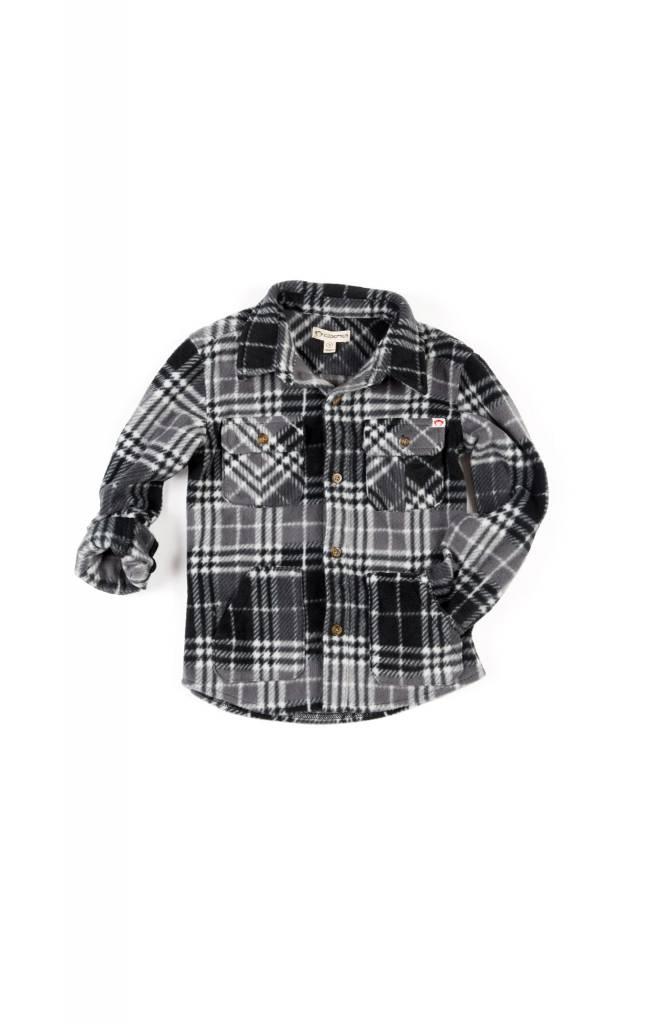 APPAMAN Snow Fleece Shirt