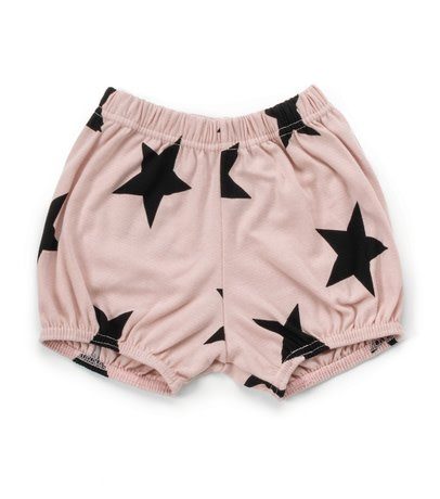 NUNUNU Star Yoga Shorts