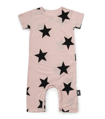 NUNUNU Star Playsuit