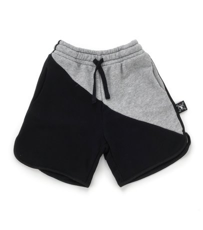 NUNUNU 1/2 and 1/2 Sweatshorts