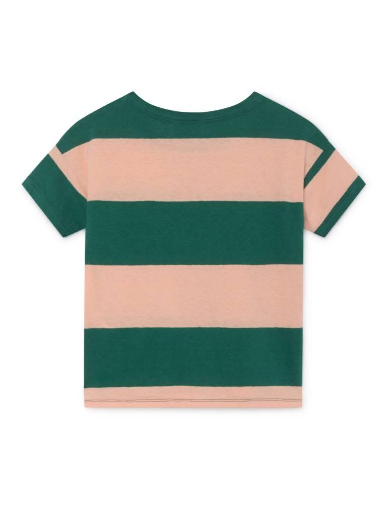 BOBO CHOSES Bees Linen T-Shirt
