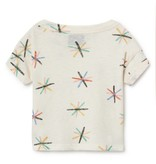 BOBO CHOSES Dandelion Linen T-Shirt