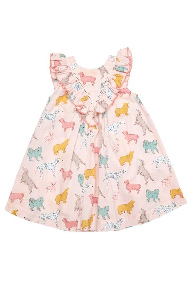 PINK CHICKEN Marly Dress