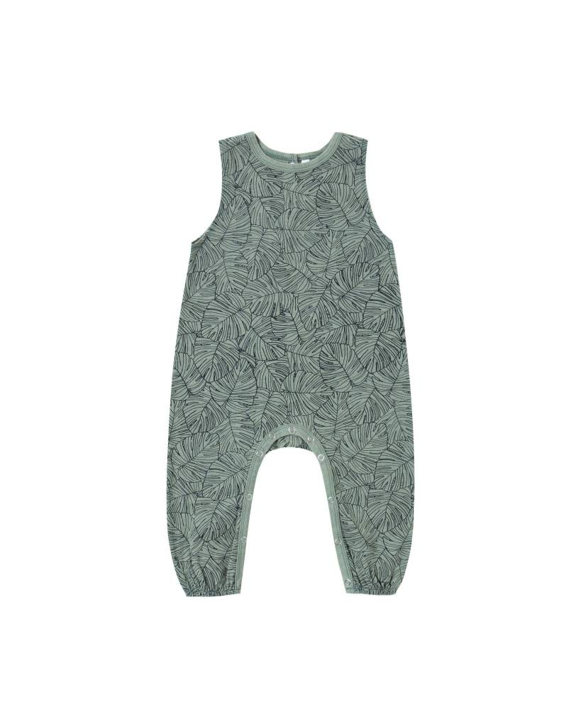 RYLEE AND CRU Monstera Mills Jumpsuit