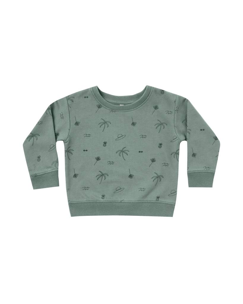 RYLEE AND CRU Beach Sweatshirt