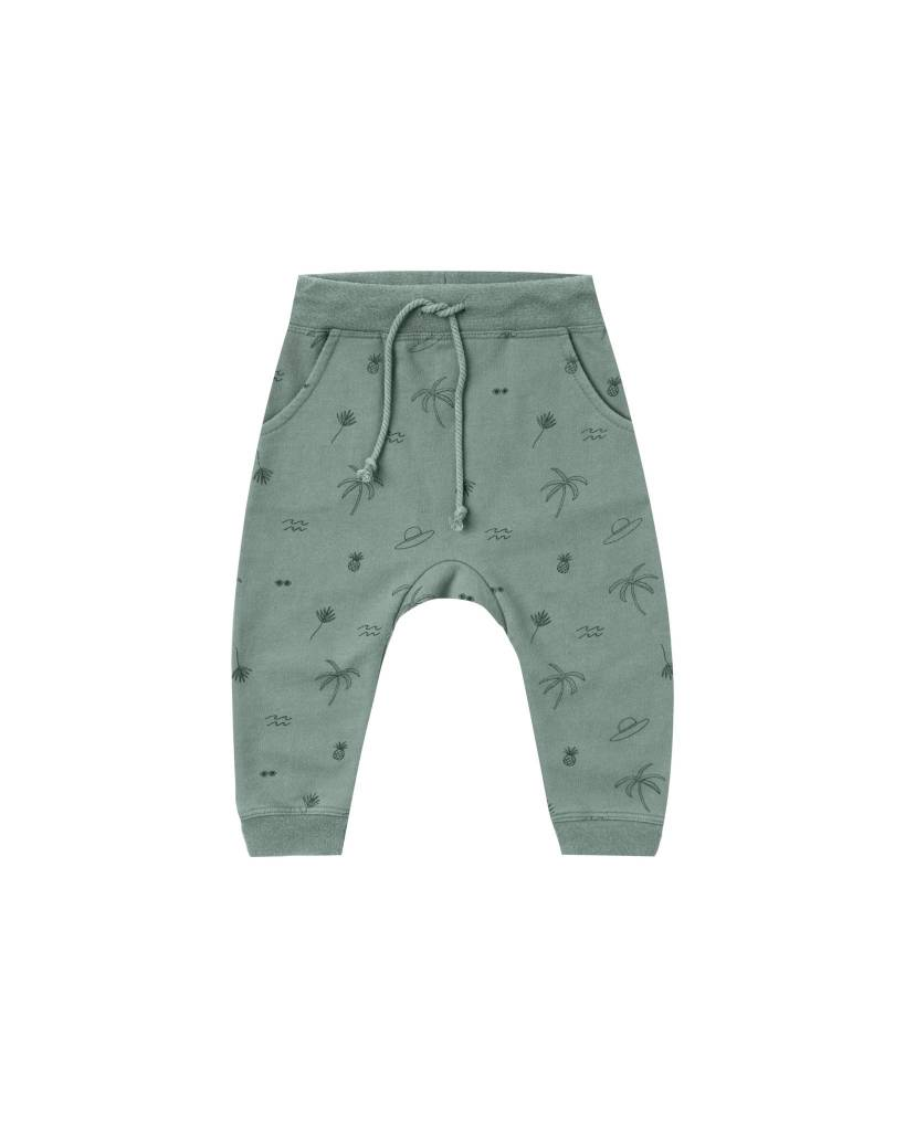 RYLEE AND CRU Beach Sweatpants
