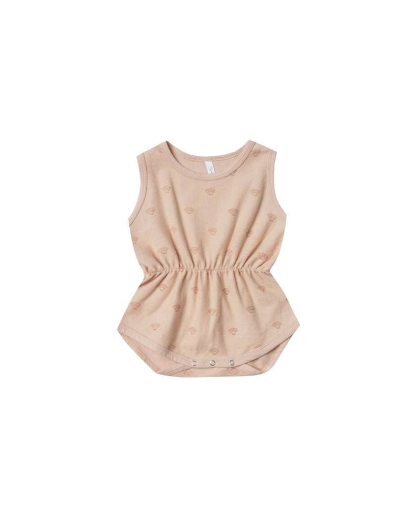 RYLEE AND CRU Shell Cinch Playsuit
