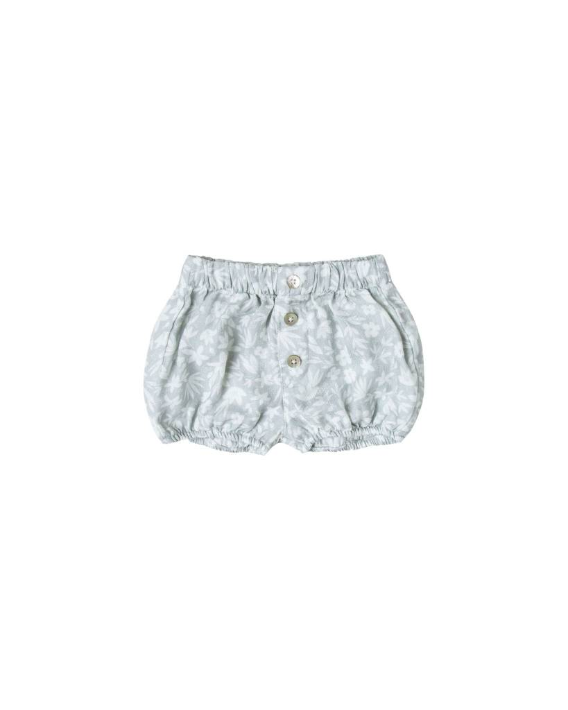 RYLEE AND CRU Ditsy Button Short
