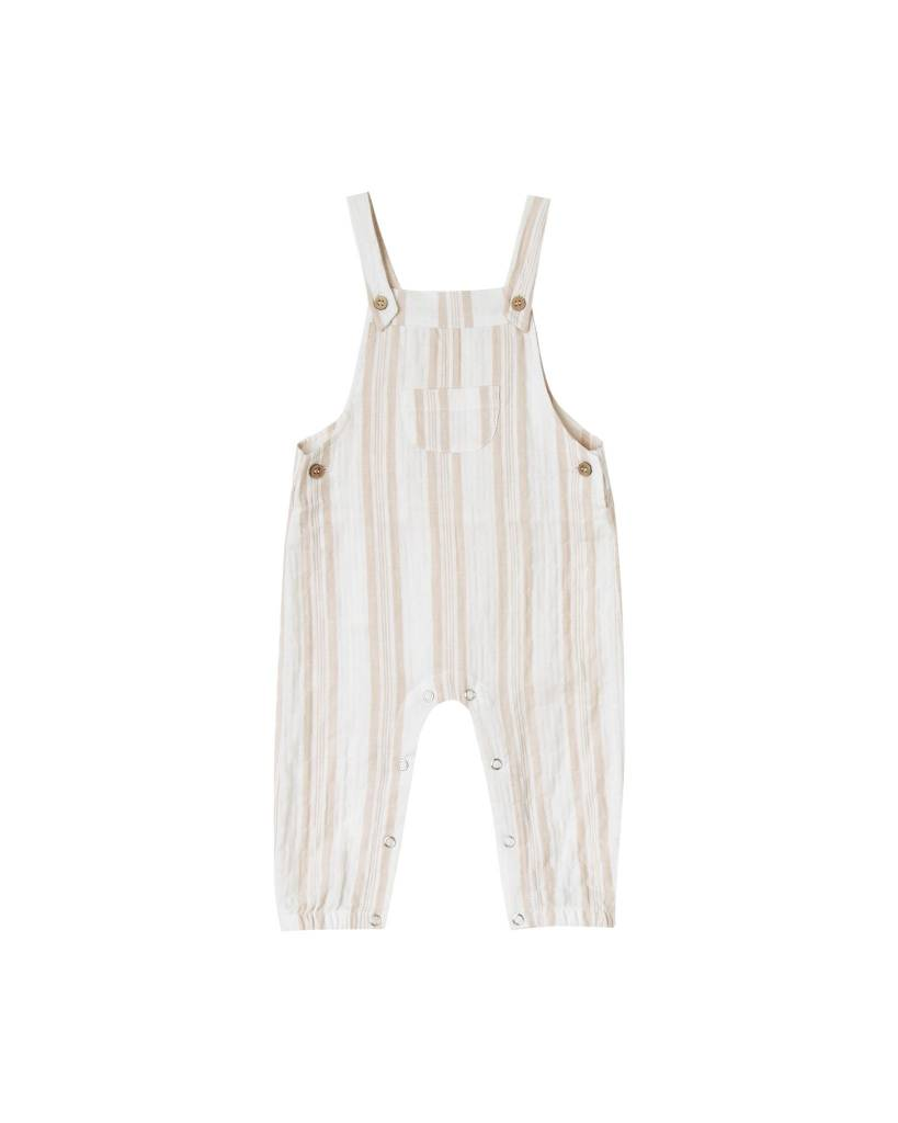 RYLEE AND CRU Sand Stripe Overall