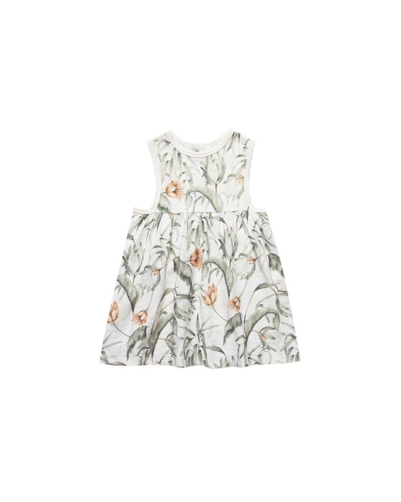RYLEE AND CRU Baby Tropical Layla Mini Dress