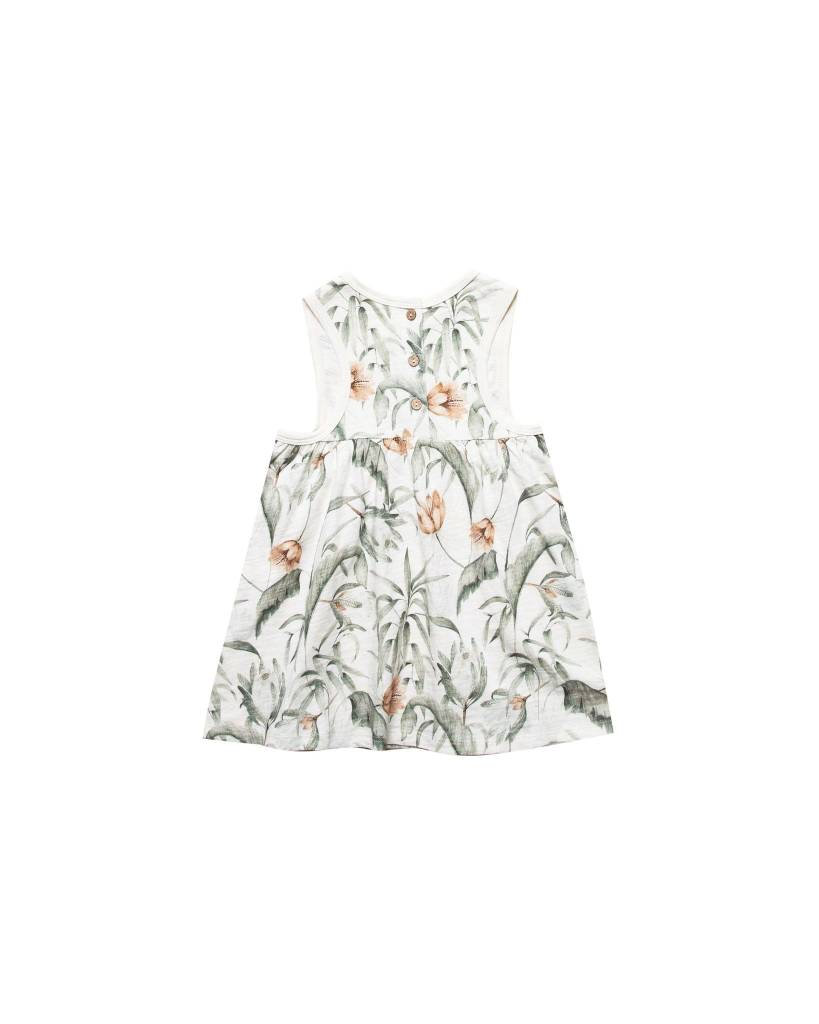 RYLEE AND CRU Tropical Layla Mini Dress