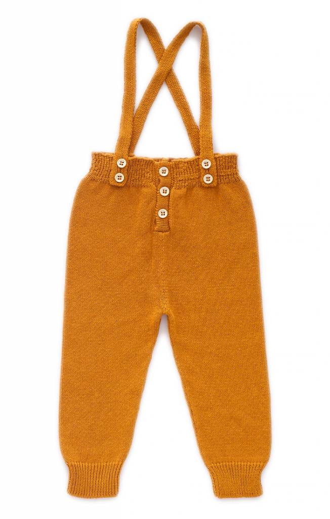 OEUF Spring Suspender Pants