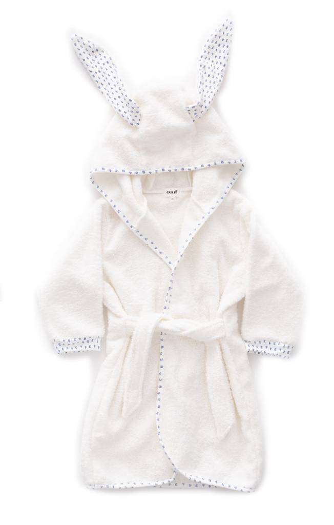 OEUF Hooded Robe