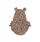 HUX BABY Leopard Playsuit