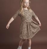 HUX BABY Leopard Swirl Dress