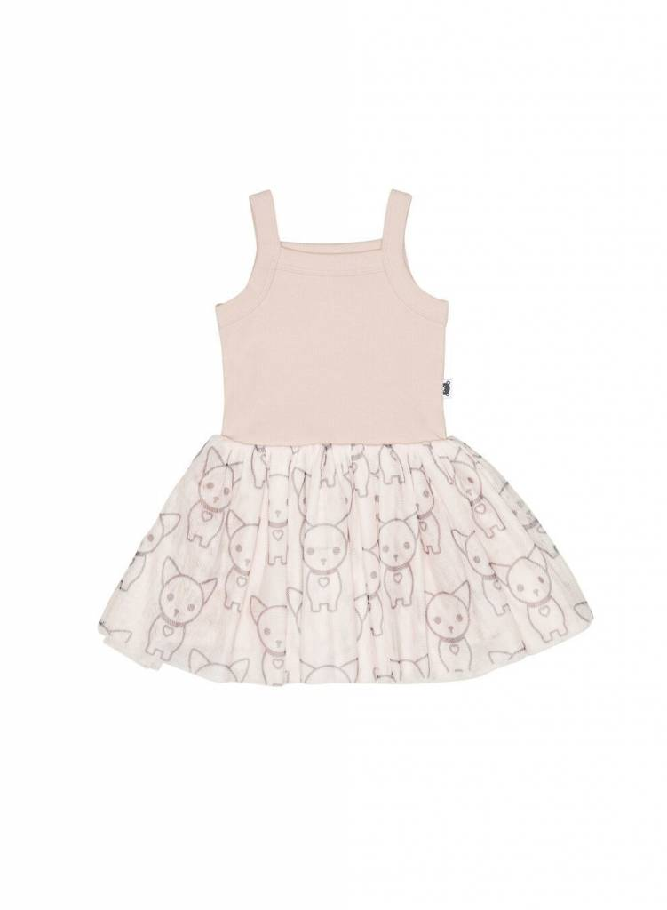 HUX BABY Chihuahua Summer Ballet Dress