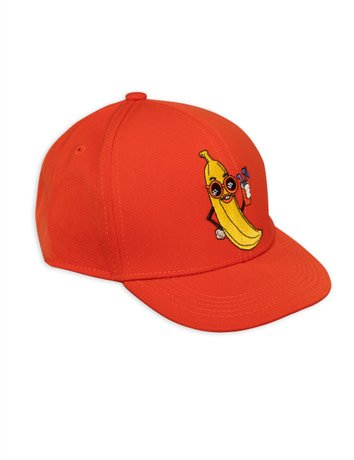MINI RODINI Banana Trucker Cap