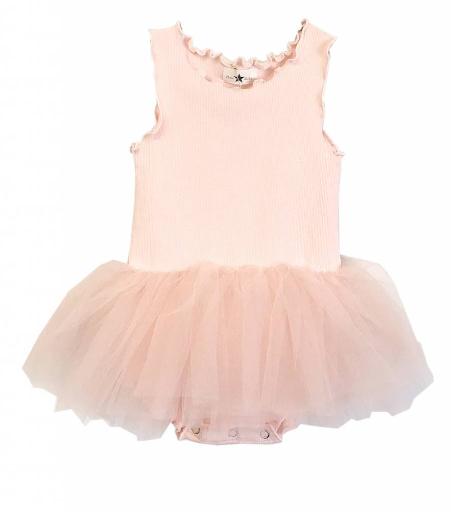 PETITE HAILEY Baby Tutu Dress