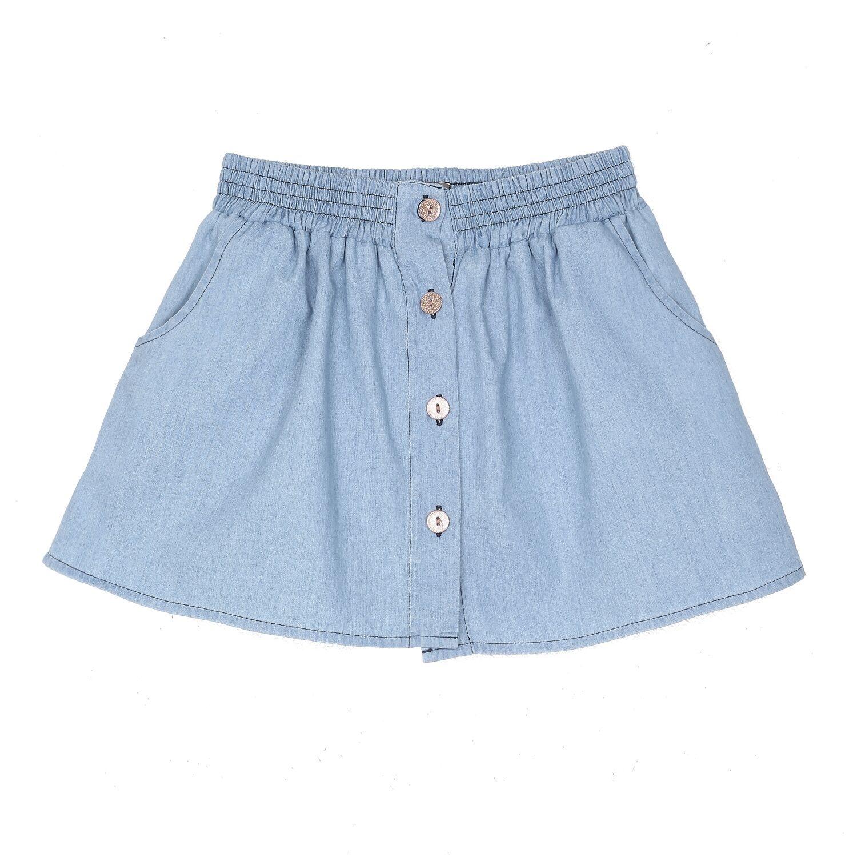 EMILIE ET IDA Woven Skirt