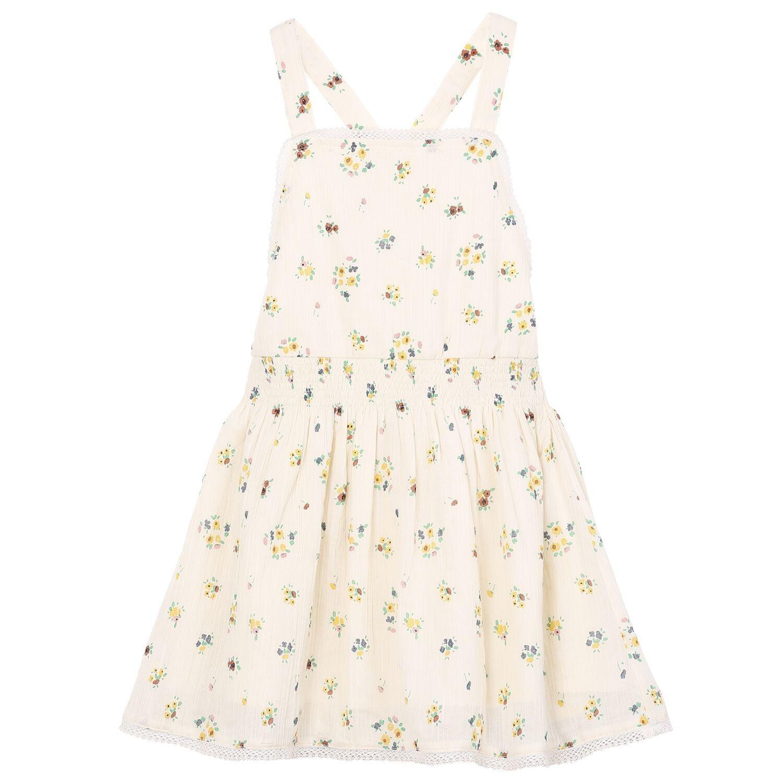 EMILIE ET IDA Woven Dress