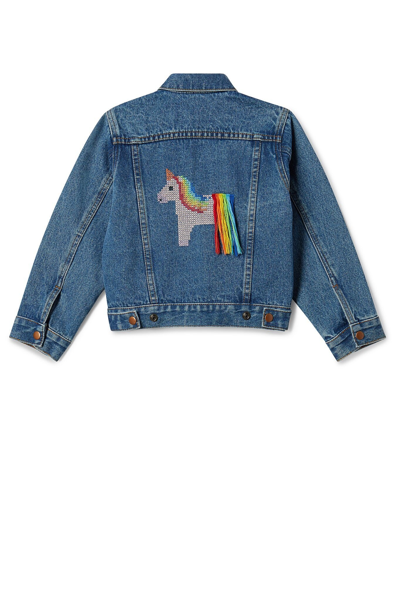 PLUM Phyllis Unicorn Jacket